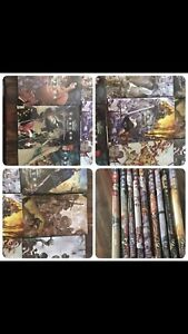 Fable book 1-9
