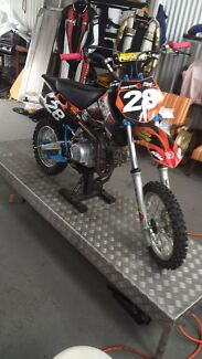 Klx110(143) sell or swap z50 registered or ninja 300/250 Currumbin Waters Gold Coast South Preview