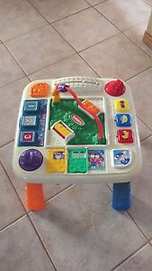 Old school play table