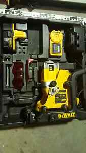 Dewalt 18v Laser Level with all accessories dw073 Mount Barker Mount Barker Area Preview