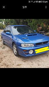 WRX Subaru Impreza 99 Ingle Farm Salisbury Area Preview