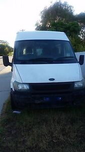 2002 Ford Transit Van/Minivan Shelley Canning Area Preview