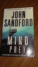 Mind Prey by John Sandford Gympie Gympie Area Preview