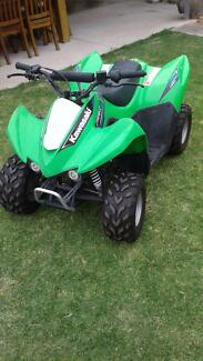 kawasaki kfx 50cc quad bike Salisbury Salisbury Area Preview