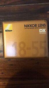 100% Brand New 18-55mm Nikkor Lens. Launceston Launceston Area Preview