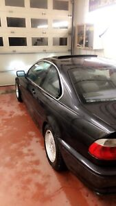 BMW 323 M package