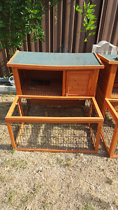 Rabbits hutch Fairfield East Fairfield Area Preview