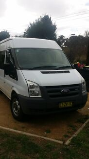 FORD TRANSIT 2008 12 SEAT BUS ***PRICE DROPPED**** Goulburn 2580 Goulburn City Preview