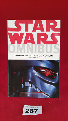 B287 Star Wars Omnibus Dark Horse - X-Wing Rogue Squadron Vol Volume 3