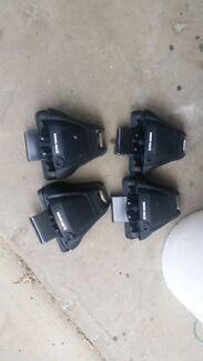 05+ hilux rhino rack legs