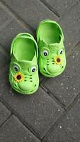 Clogs / Crocs Firma Sneakers grün Gr. 24 Nordrhein-Westfalen - Herzogenrath Vorschau