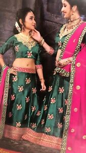 Indian pakistani ladies wholesale clothing for resellers Lehnga