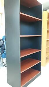 URGENT SALE BLACK GLOSS AND APP LLEWOOD BOOKCASE