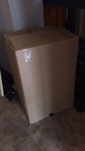 Huge box of clothing!  Size large med to large ! Mostly large