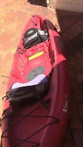 Hobie Kona Kayak,paddles and trolly (2 persons seating capacity) South Perth South Perth Area Preview