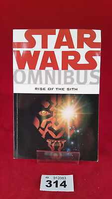 B314 Star Wars Omnibus - Rise Of The Sith