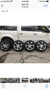 Rims and ties