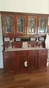 Buffet and hutch solid timber Jimboomba Logan Area Preview