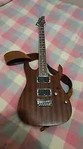 Ibanez RG321 MH Mahogany Electric Guitar Camberwell Boroondara Area Preview