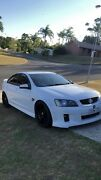 2007 Holden Commodore VE SV6 Auto Swaps Labrador Gold Coast City Preview