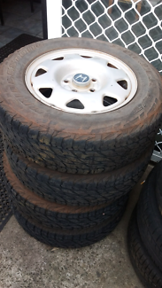 Tyres and rims Honda CRV