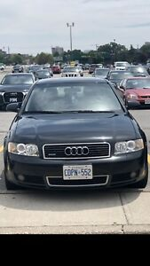 2002 Audi A4 1.8T Quattro with Warranty