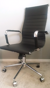 Replica Eames Office Chair High - Barely Used Aberglasslyn Maitland Area Preview