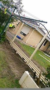 ByContractor for all your fencing need  dimis the real handyman Perth Perth City Area Preview