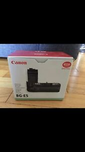 Canon Battery Grip - NEW