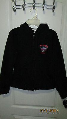 Women's Medium Antigua Golf Full Zip Hoodie Jacket Utah Utes Sugar Bowl 2009 2009 Womens Zip Hoodie