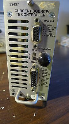 Ilx Lcm-39437 Current Source Te Controller Module