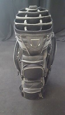 KNIGHT Golf Bag / Carry / Stand / 13 Club Divider Great Condition  (Knight Stand)