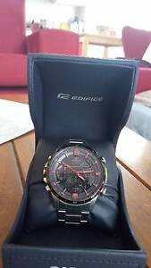 Casio Edifice watch Downer North Canberra Preview