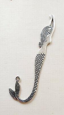 Meerjungfrau zur Herstellung von Lesezeichen ♥ Bücher Zubehör für Leseratten ()