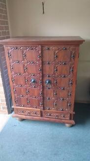 Hand made tv unit for sale Banora Point Tweed Heads Area Preview