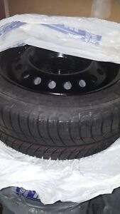 New snow tires never been used