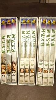 M*A*S*H seasons 1, 4 and 5 on DVD Salt Ash Port Stephens Area Preview