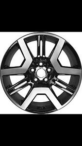 20'' INCH wheels to suit Holden commodore black with polished face Ferntree Gully Knox Area Preview