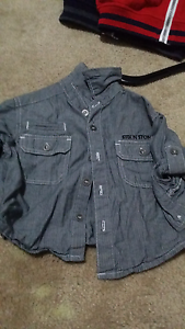 Baby Shirt size 0 Burnside Melton Area Preview