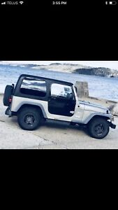 Looking for offer on 2004 Jeep Wrangler
