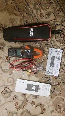 Klein Cl210 Acdc Voltage Auto-ranging Temperature Digital Clamp Meter