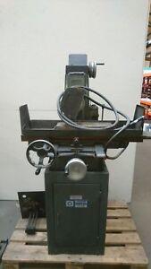 surface grinder magnetic bed/tooling