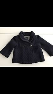 Baby Gap Spring or Fall quilted jacket coat. 6-12 months