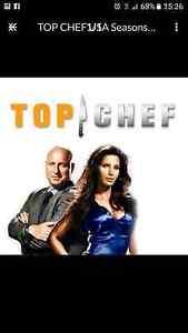TOP CHEF USA Seasons 1-9!!!! Caulfield Glen Eira Area Preview