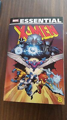 MARVEL ESSENTIAL, X-MEN VOL 8, Trade paperback