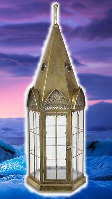 Laterne Steh Lampen Kirchturmspitze Leuchten Antiq Beleuchtung Mobiliar Geschenk