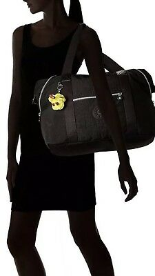 Kipling Art M Tote Black Brand New With Tags