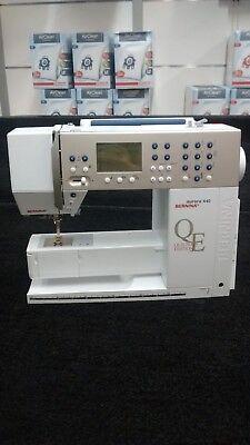 Bernina Aurora 440 QE Computerized Sewing Machine in Great