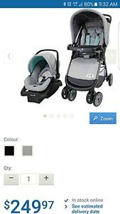 Baby stroller in mint condition for sale