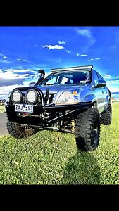 Swap or sell landcruiser Prado 120 for GU ute Point Cook Wyndham Area Preview